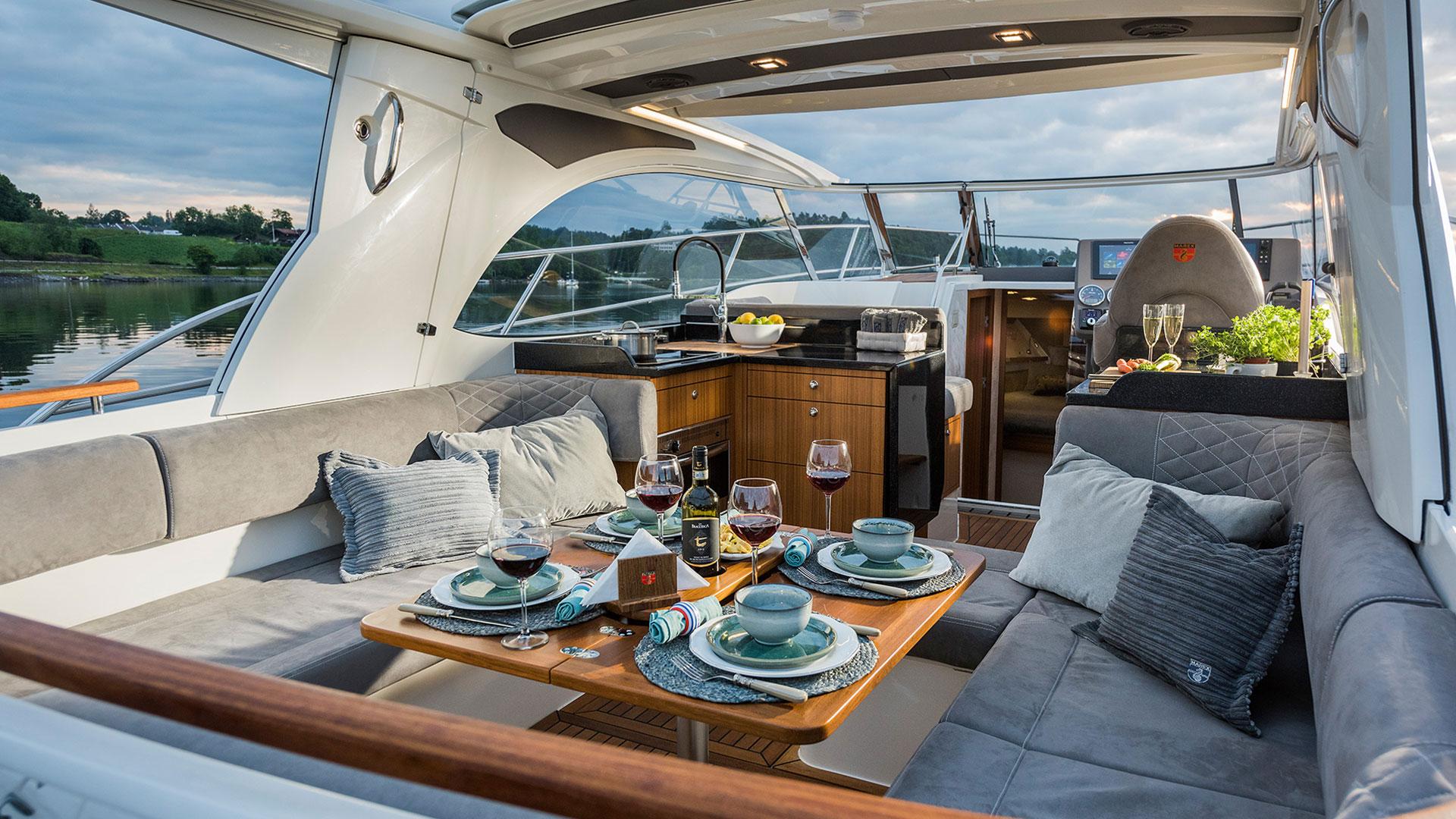 360 Cabriolet Cruiser Interior 2