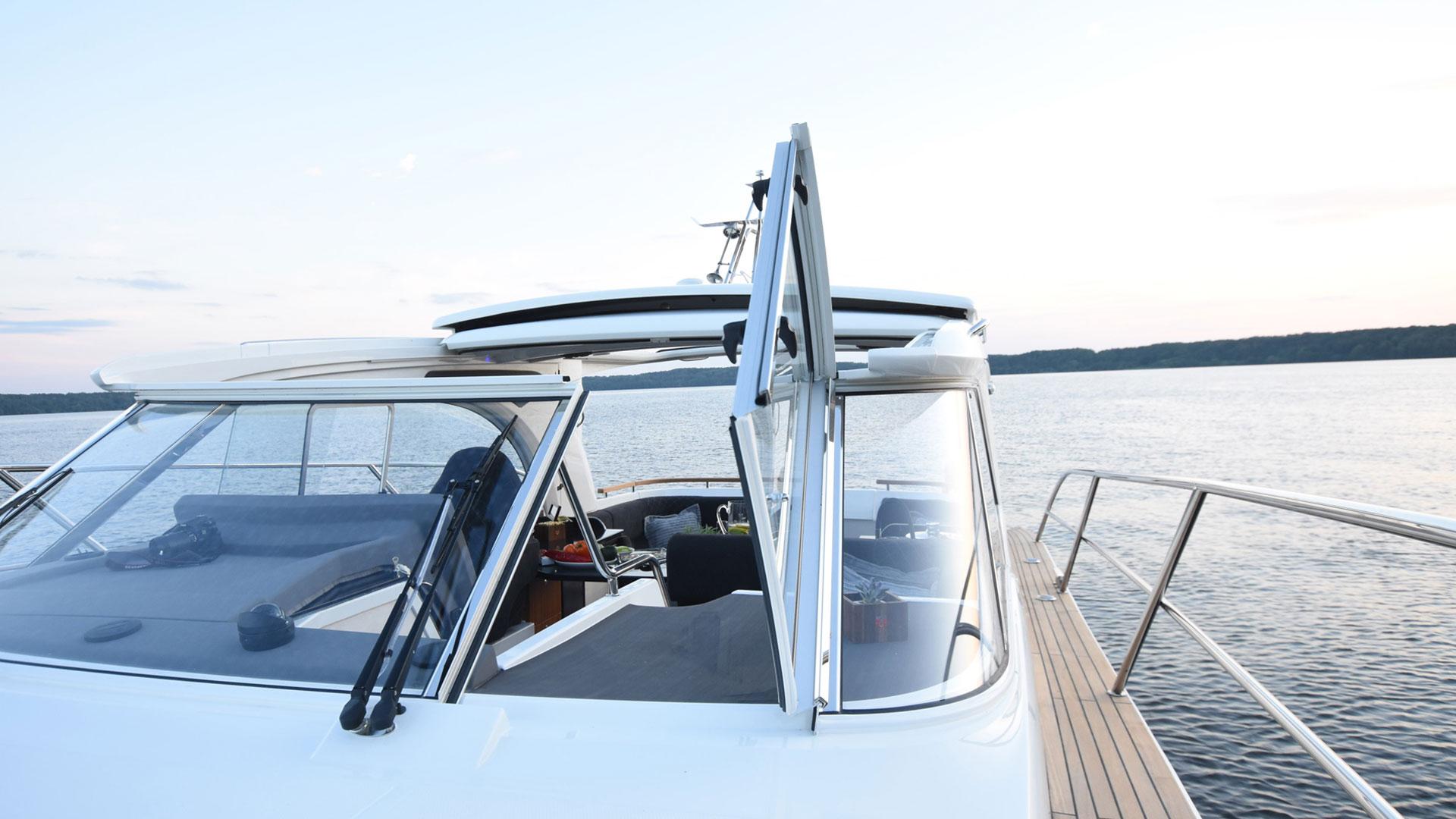 360 Cabriolet Cruiser Pit